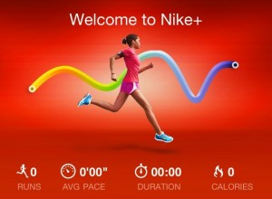 Nike+GPS iPodセンサーがなくてもランニングの記録だ - iPhone