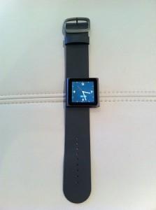 iPod nano腕時計化計画