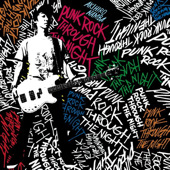 PUNK ROCK THROUGH THE NIGHTがiTunesで先行配信だそうです。